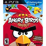 Angry Birds Trilogy    PLAYSTATION 3