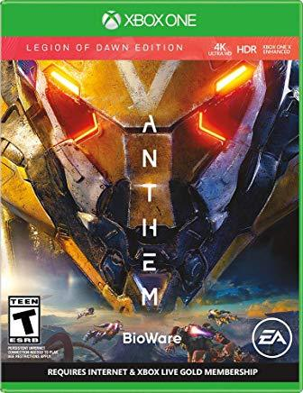 Anthem Legion Of Dawn Edition    XBOX ONE