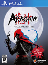 Aragami Collectors Edition    PLAYSTATION 4