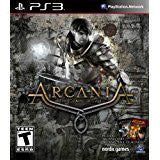 Arcania The Complete Tale    PLAYSTATION 3