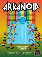 Arkanoid DMG LABEL    NINTENDO ENTERTAINMENT SYSTEM