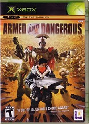 Armed and Dangerous (BC)    XBOX