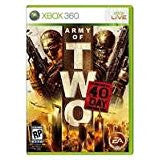Army Of Two 40th Day    XBOX 360