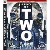 Army Of Two    PLAYSTATION 3