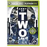 Army Of Two (BC)    XBOX 360