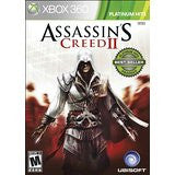 Assassins Creed 2 (BC)    XBOX 360