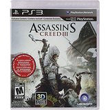 Assassins Creed 3    PLAYSTATION 3