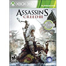 Assassins Creed 3 (BC)    XBOX 360