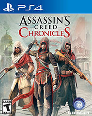 Assassins Creed Chronicles    PLAYSTATION 4