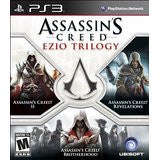 Assassins Creed Ezio Trilogy    PLAYSTATION 3