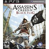 Assassins Creed IV Black Flag    PLAYSTATION 3