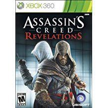 Assassins Creed Revelations (BC)    XBOX 360