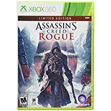 Assassins Creed Rogue (BC)    XBOX 360