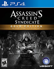 Assassins Creed Syndicate Gold Edition    PLAYSTATION 4