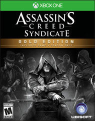 Assassins Creed Syndicate Gold Edition    XBOX ONE