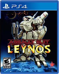 Assault Suit Leynos    PLAYSTATION 4