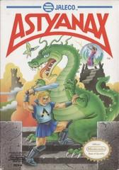 Astyanax DMG LABEL    NINTENDO ENTERTAINMENT SYSTEM