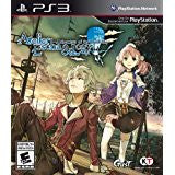 Atelier Escha & Logy Alchemists of the Dusk Sky    PLAYSTATION 3