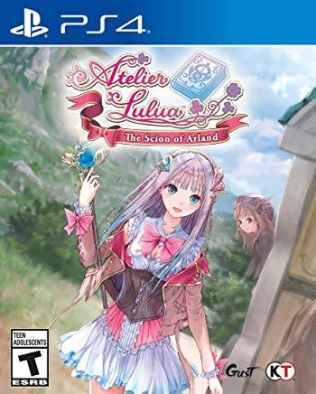 Atelier Lulua The Scion Of Arland    PLAYSTATION 4