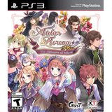Atelier Rorona Plus The Alchemist of Arland    PLAYSTATION 3