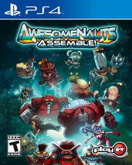 Awesomenauts Assemble    PLAYSTATION 4