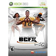 BCFX Black College Football Xperience    XBOX 360