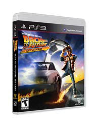 Back To The Future    PLAYSTATION 3