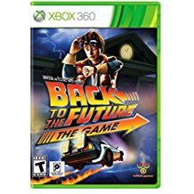 Back to the Future 30th Anniversary    XBOX 360