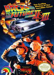 Back to the Future Part II & III     NINTENDO ENTERTAINMENT SYSTEM