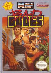 Bad Dudes     NINTENDO ENTERTAINMENT SYSTEM