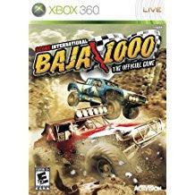 Baja 1000 Score International The Official Game    XBOX 360