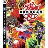 Bakugan Battle Brawlers    PLAYSTATION 3