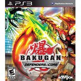 Bakugan Defenders Of The Core    PLAYSTATION 3