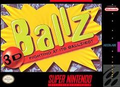 Ballz 3D    SUPER NINTENDO ENTERTAINMENT SYSTEM