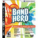 Band Hero (software only) DISC ONLY    PLAYSTATION 3
