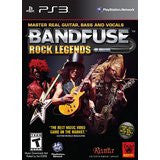 Bandfuse Rock Legends Artist Pack DISC ONLY    PLAYSTATION 3
