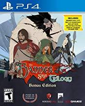 Bannger Saga Trilogy    PLAYSTATION 4
