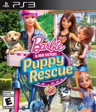 Barbie and Her Sisters Puppy Rescue    PLAYSTATION 3