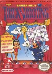 Barker Bills Trick Shooting BOXED COMPLETE    NINTENDO ENTERTAINMENT SYSTEM