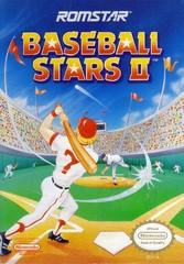 Baseball Stars II DMG LABEL    NINTENDO ENTERTAINMENT SYSTEM