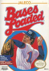 Bases Loaded DMG LABEL    NINTENDO ENTERTAINMENT SYSTEM