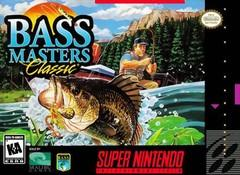 Bass Masters Classic BOXED COMPLETE    SUPER NINTENDO ENTERTAINMENT SYSTEM