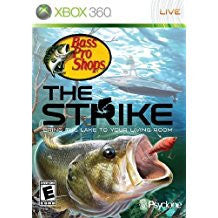 Bass Pro Shops The Strike (software only)    XBOX 360