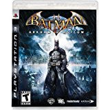 Batman Arkham Asylum    PLAYSTATION 3