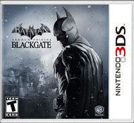 Batman Arkham Origins Blackgate    NINTENDO 3DS