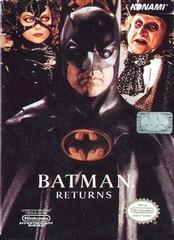 Batman Returns BOXED COMPLETE    NINTENDO ENTERTAINMENT SYSTEM