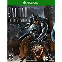 Batman Telltale Series Enemy Within    XBOX ONE
