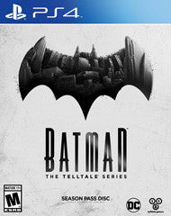 Batman Telltale Series (Season Pass Disc)    PLAYSTATION 4