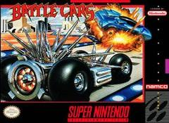 Battle Cars BOXED COMPLETE    SUPER NINTENDO ENTERTAINMENT SYSTEM