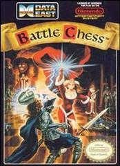 Battle Chess BOXED COMPLETE    NINTENDO ENTERTAINMENT SYSTEM